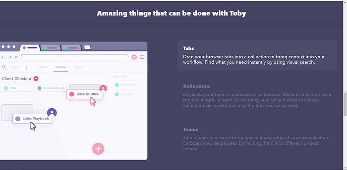 GetToby screenshot