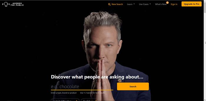 Answer the public screenshot